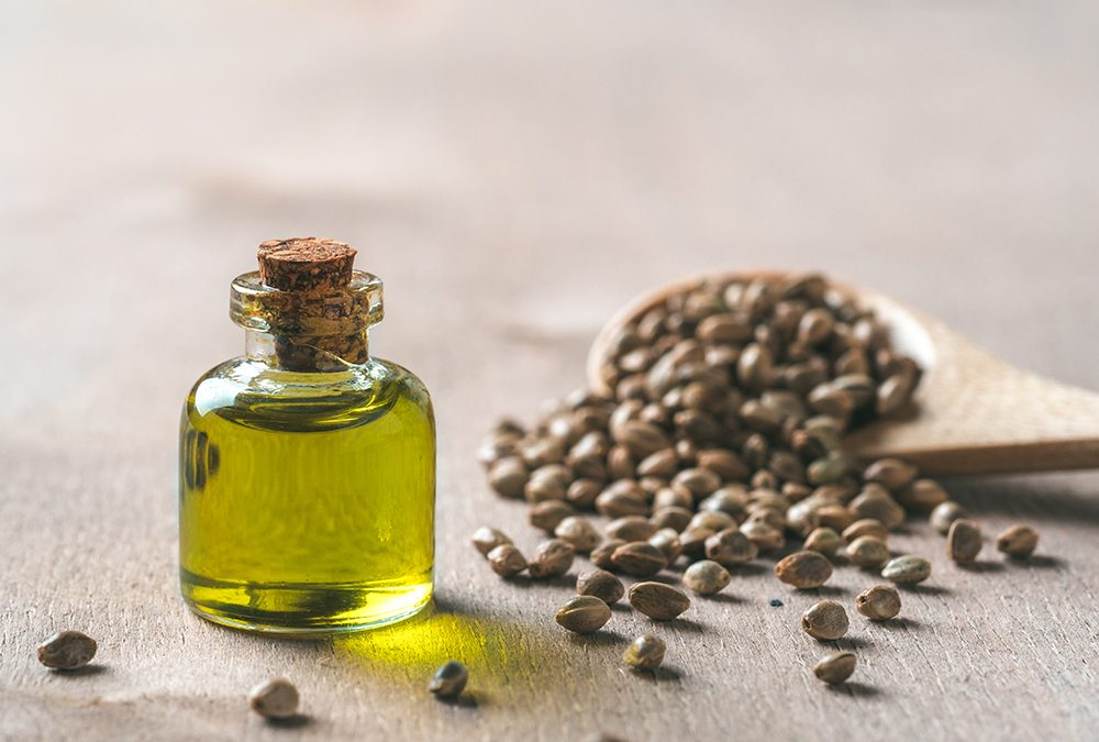 Hemp Seed Oil vs. CBD Oil