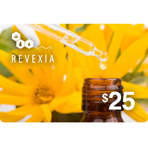 Revexia $25 gift card link