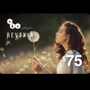 Revexia $75 Gift Card
