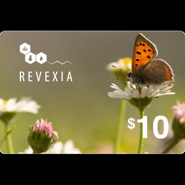 Revexia $10 Gift Card
