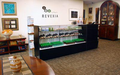 Revexia New CBD Store Opening
